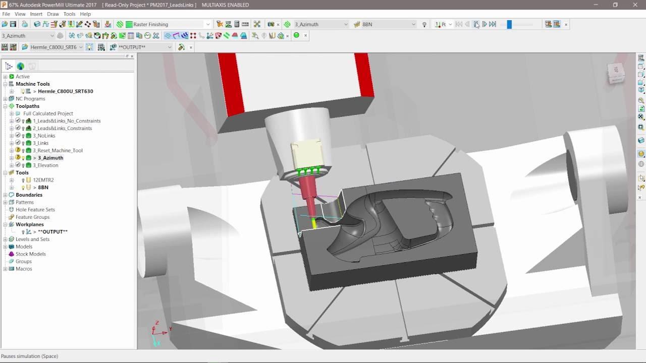 Autodesk PowerMill Crack 2021 Full [Latest] Version Free Download