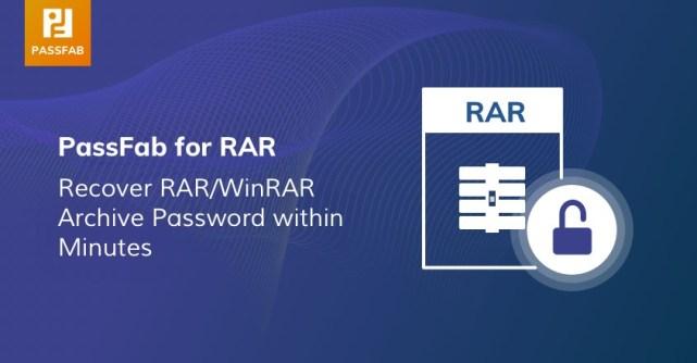 PassFab For RAR Crack 9410 With Full [Latest] 2021