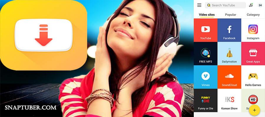 Snap Tube Crack 2021+ APK Premium Free Download Latest Full