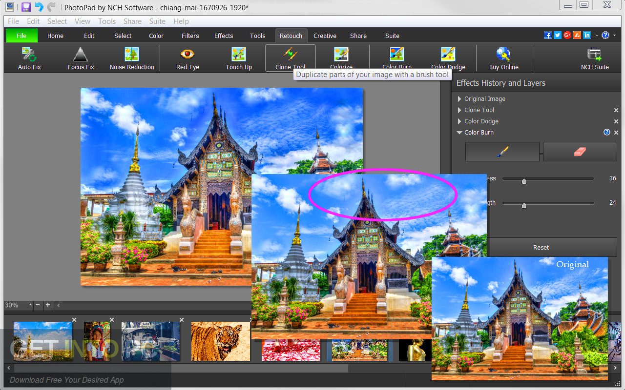 NCH PhotoPad Image Editor Pro Crack 7.48+ Registration Code 2021 Download