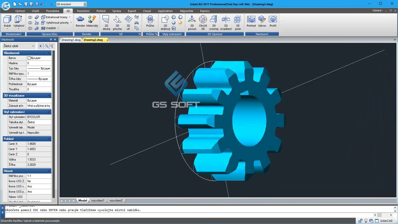 GstarCAD Professional Crack SP201015 With + Serial Key Latest 2021