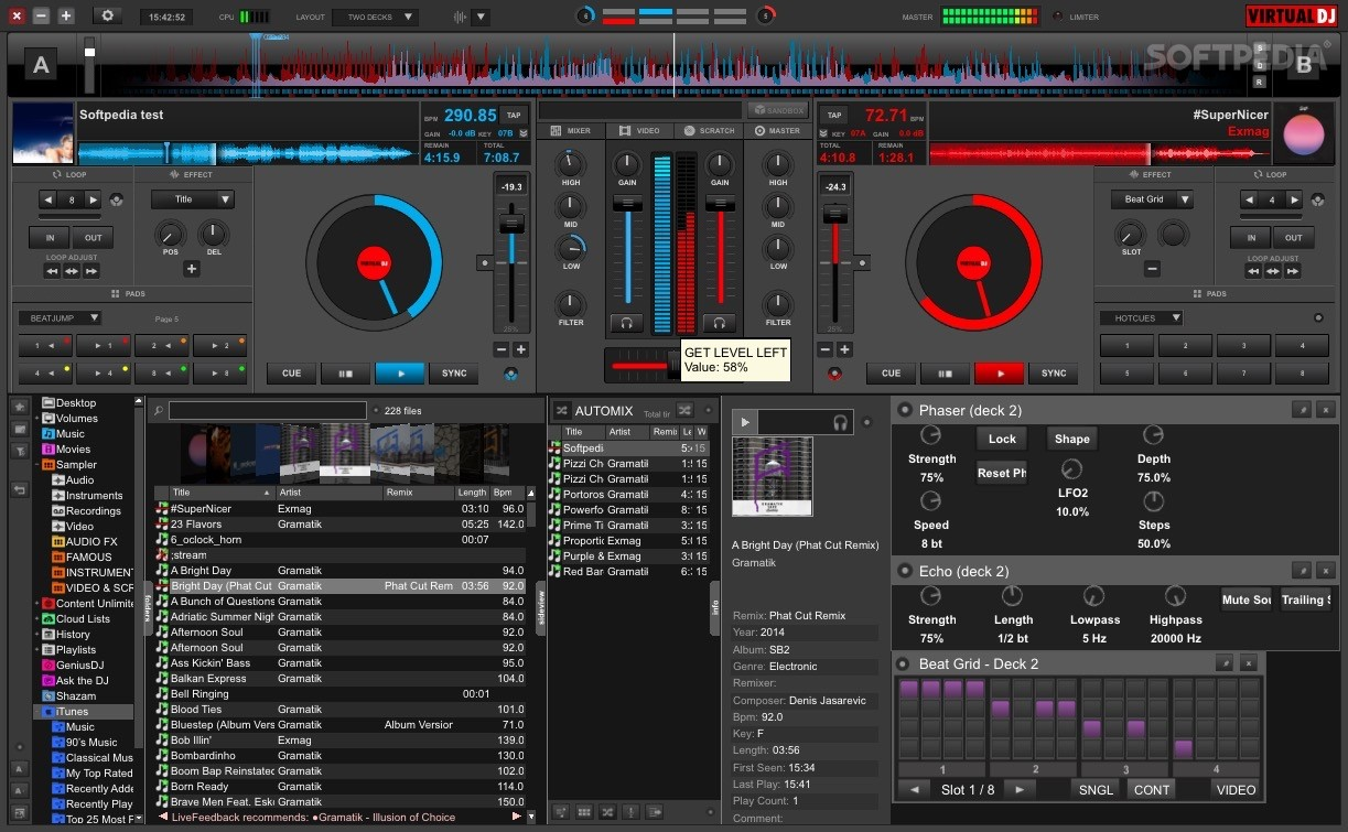 Virtual DJ Pro Infinity Crack v8.5.6541 & Keygen Latest 2021