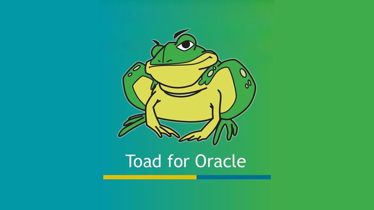 Toad for Oracle Crack v14.1.120.923 + License Key Free Download 2021