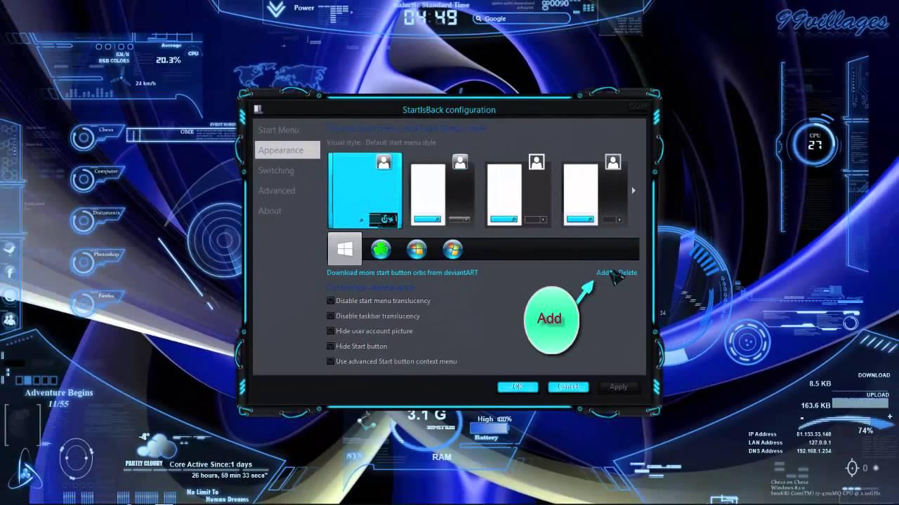 StartIsBack Crack 2.9.15 + License Full Key Free Download [2021]
