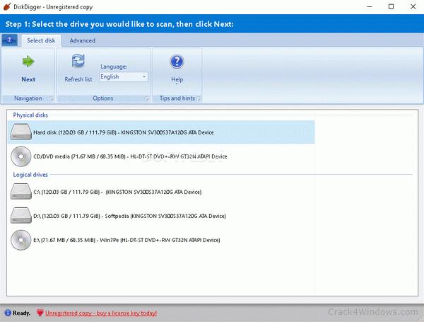 DiskDigger Crack 1.47.83.3121 + License Key Full Version Free {2021}