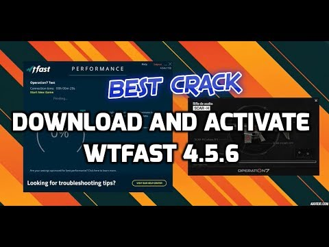 WTFAST Crack 5.3.6 With Activation Key 2022 Download Free